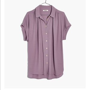 Madewell | Central Drapey Shirt